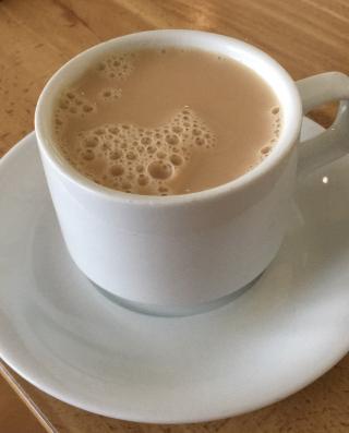 Hospital tea
