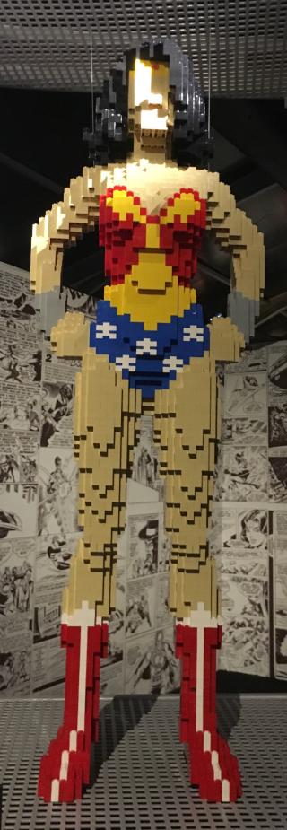 Lego Wonderwoman