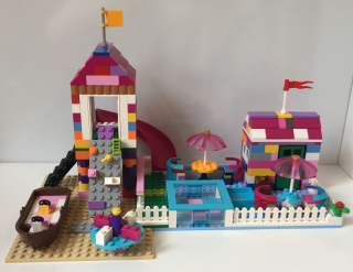 Custom Lego Set Playground