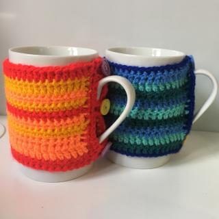 07 crochet mug warmers