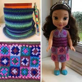 Somethingels crochet december 2017
