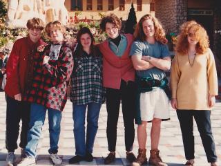 Draeger Cousins 1993